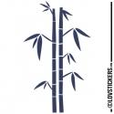Sticker BAMBOU 01 - Décoration intérieur en Vinyle - Nombreux coloris