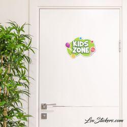 Sticker decoration autocollant design enfant