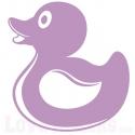 Sticker pour chambre d'enfant - Stickers Canard idéal pour chambre de bébé