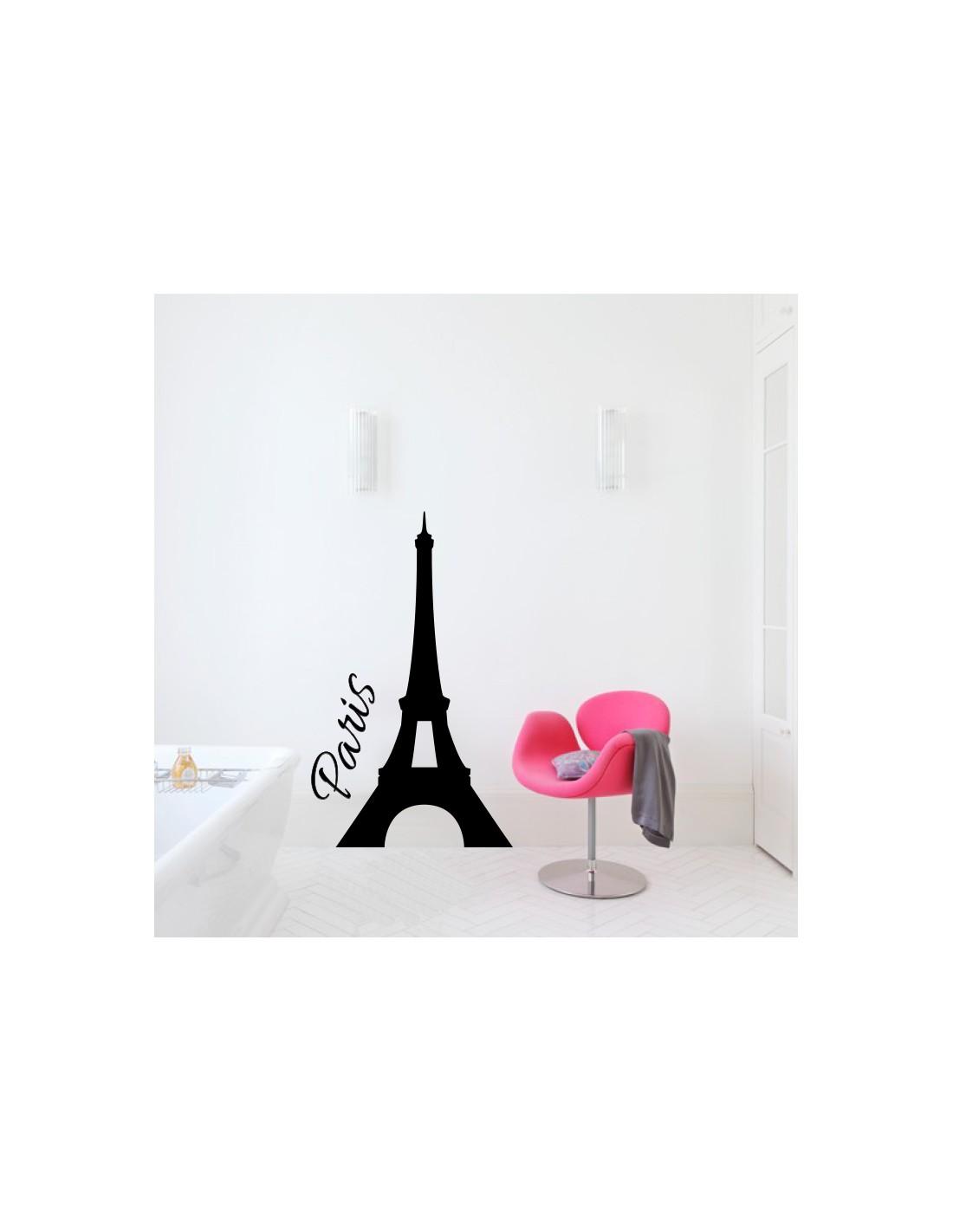 Decoration Paris Mini Stickers
