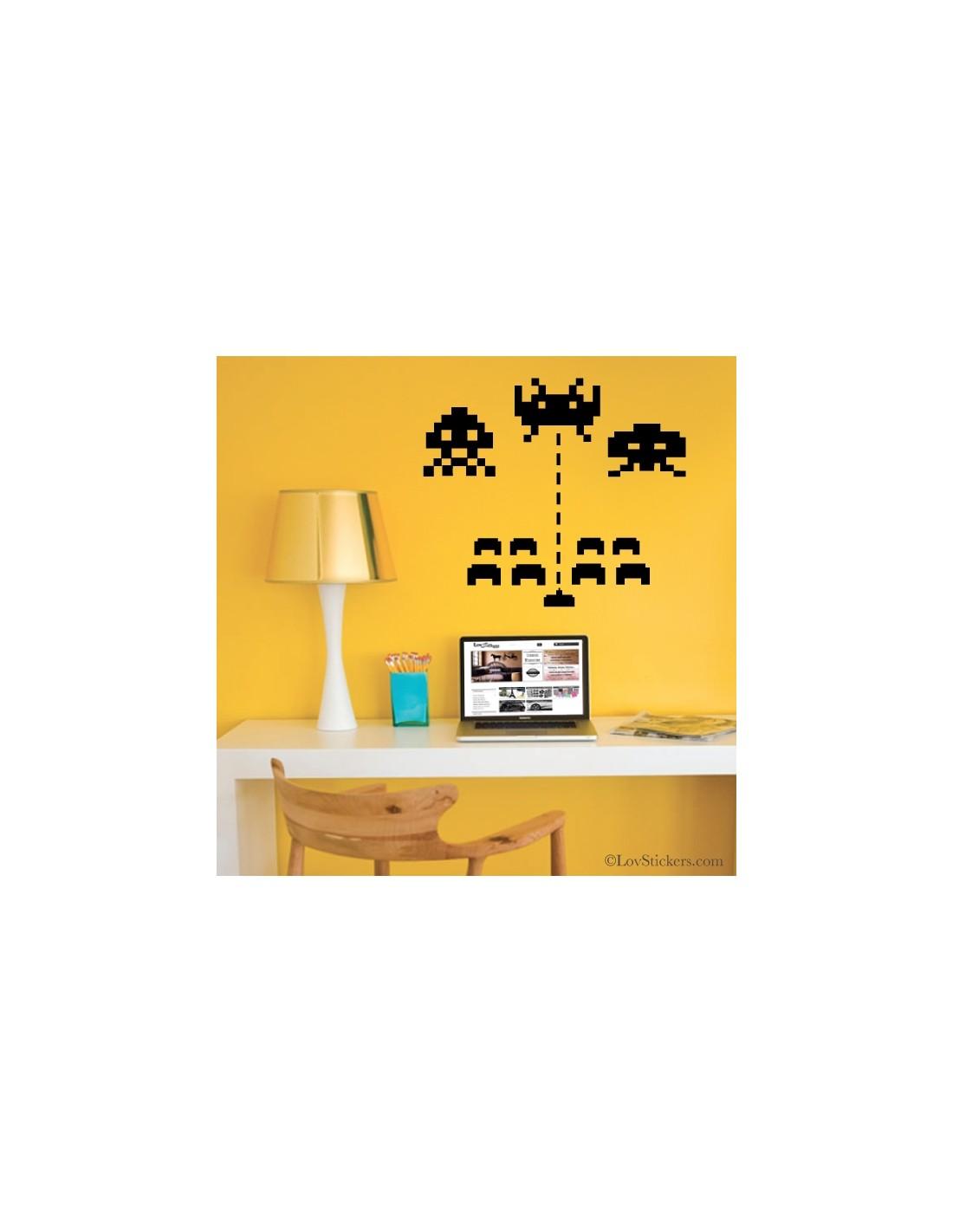 Best dcoration intrieur ides de deco stickers lovstickers - Chambre cool pour ado ...
