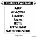 Font Pubz - 2 Stickers lettres et chiffres adhesif - Autocollant voiture auto vitrine magasin
