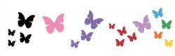 Stickers en Planche